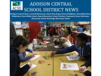 DISTRICT NEWSLETTERS