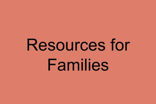Resources For ACSD Families