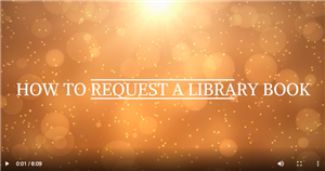 Request A Book