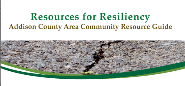 Addison County Resources for Resiliency