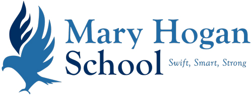 Mary Hogan Elementary School logo